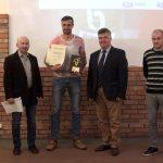 Dominik Pusek - Najlepszy Bramkarz Ligi