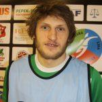 Michał Zalewski - przed wizytą u fryzjera
