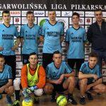 Błękitni Pogorzel - VI miejsce