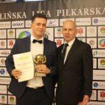 Czarek Jakubaszek - Najlepszy Bramkarz - Liga Profi