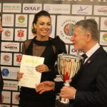 Iza i Jacek Ragus - Drukarnia - Mistrz - Liga Amatorska