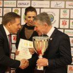 Iza i Jacek Ragus - Drukarnia - Mistrz - Liga Amatorska1
