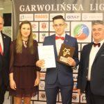 Sławomir Osiak - Najlepszy Bramkarz - Liga LZS