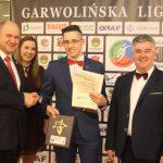Sławomir Osiak - Najlepszy Zawodnik Ligi - Liga LZS
