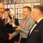 Tomasz Jarzyna - Absolwent Budel - Mistrz - Liga LZS
