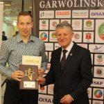 Tomasz Jarzyna - Najlepszy Zawodnik Ligi - Liga Amatorska