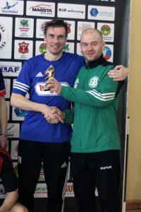 Marcin Makulec - Najlepszy Strzelec Ligi Europejskiej