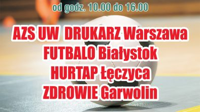 Plakat U20 Gorzno